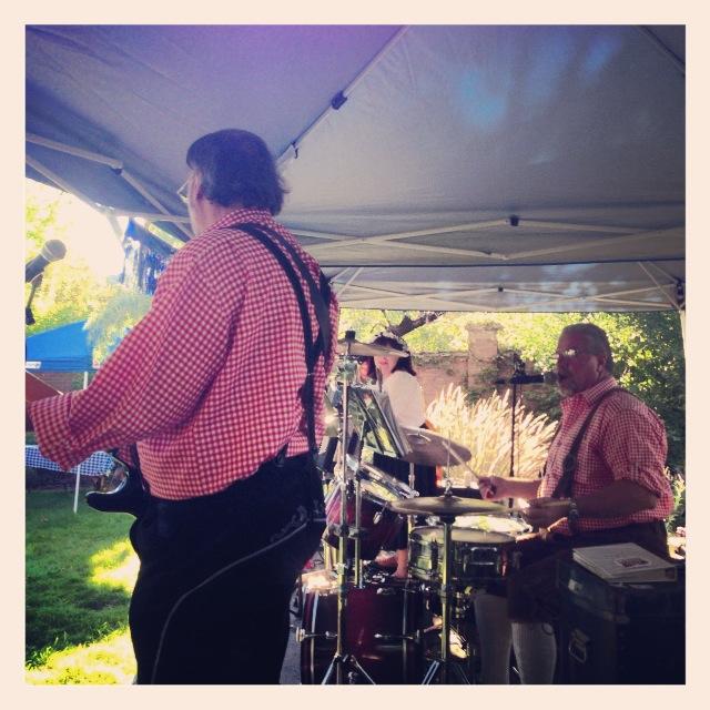 Euro Express Band plays Hoffman Estates Beer Garden –  Sept 10